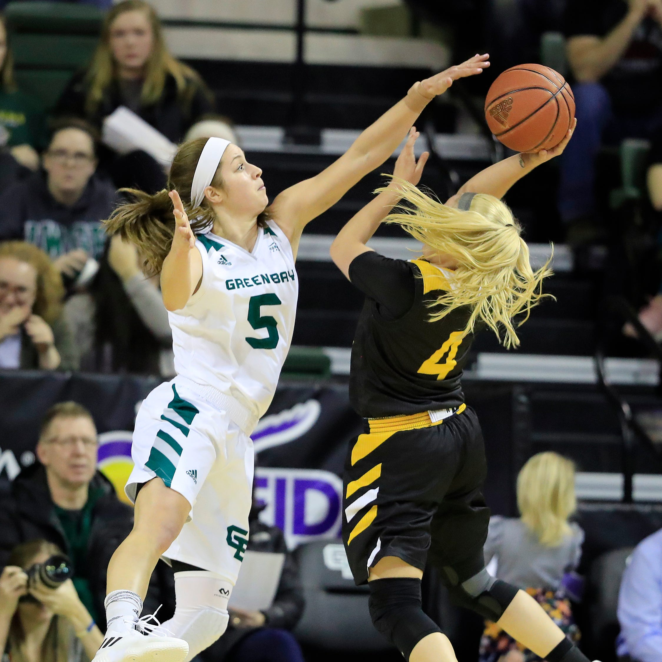 UWGB women's basketball to host postseason tournament game for first time
