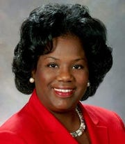 South Carolina State Rep. Chandra Dillard, D-Greenville