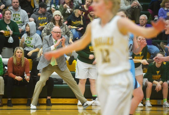 CMR hosts Great Falls High in the girls crosstown basketball game at the CMR Fieldhouse, Thursday night.