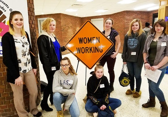 The WANTO event will give women the opportunity to explore non-traditional jobs careers