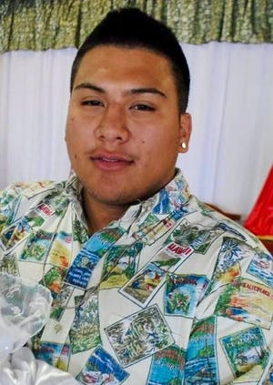 Deon Cruz is shown in this undated photo. Cruz died on Feb. 7, after a Feb. 4 car crash on Route 4 in Ordot.