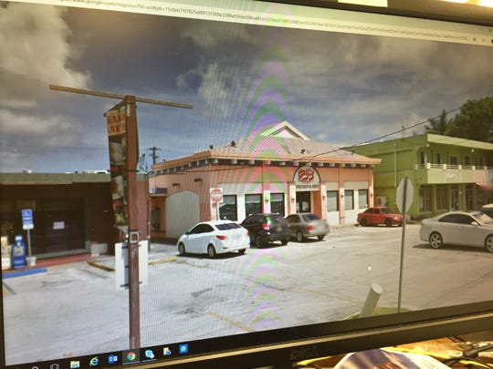 The old Pojo's building, seen here in an image captured by Google Maps in 2014, is being turned into a Domino's pizza restaurant.