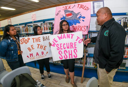 Why have our taxpayers and especially our students had to fight so hard to get Sanchez High rebuilt?