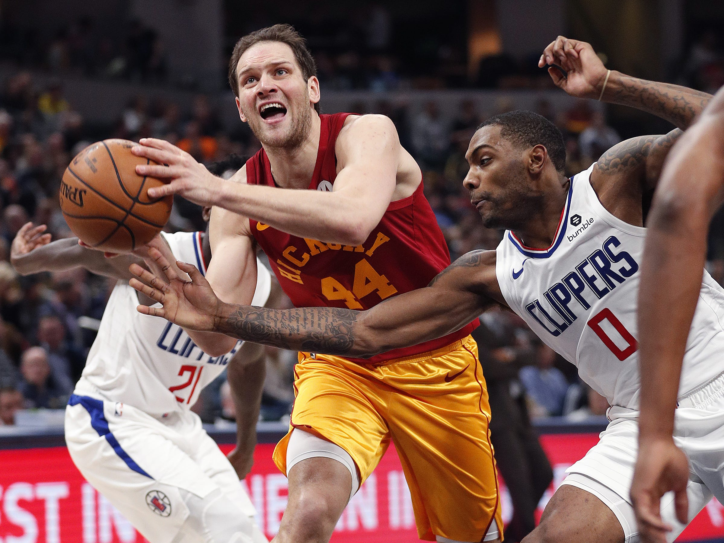 Pacers' options expand with Bojan Bogdanovic's growing role in offense