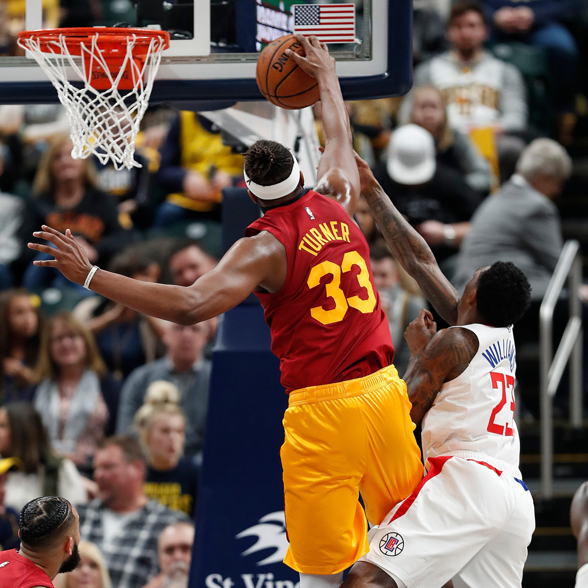 Pacers: Myles Turner has the credentials, but he won't win defensive player of the year
