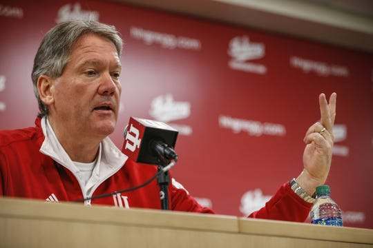 FILE – IU has enjoyed sustained financial progress since Fred Glass took over at athletic director in 2009.