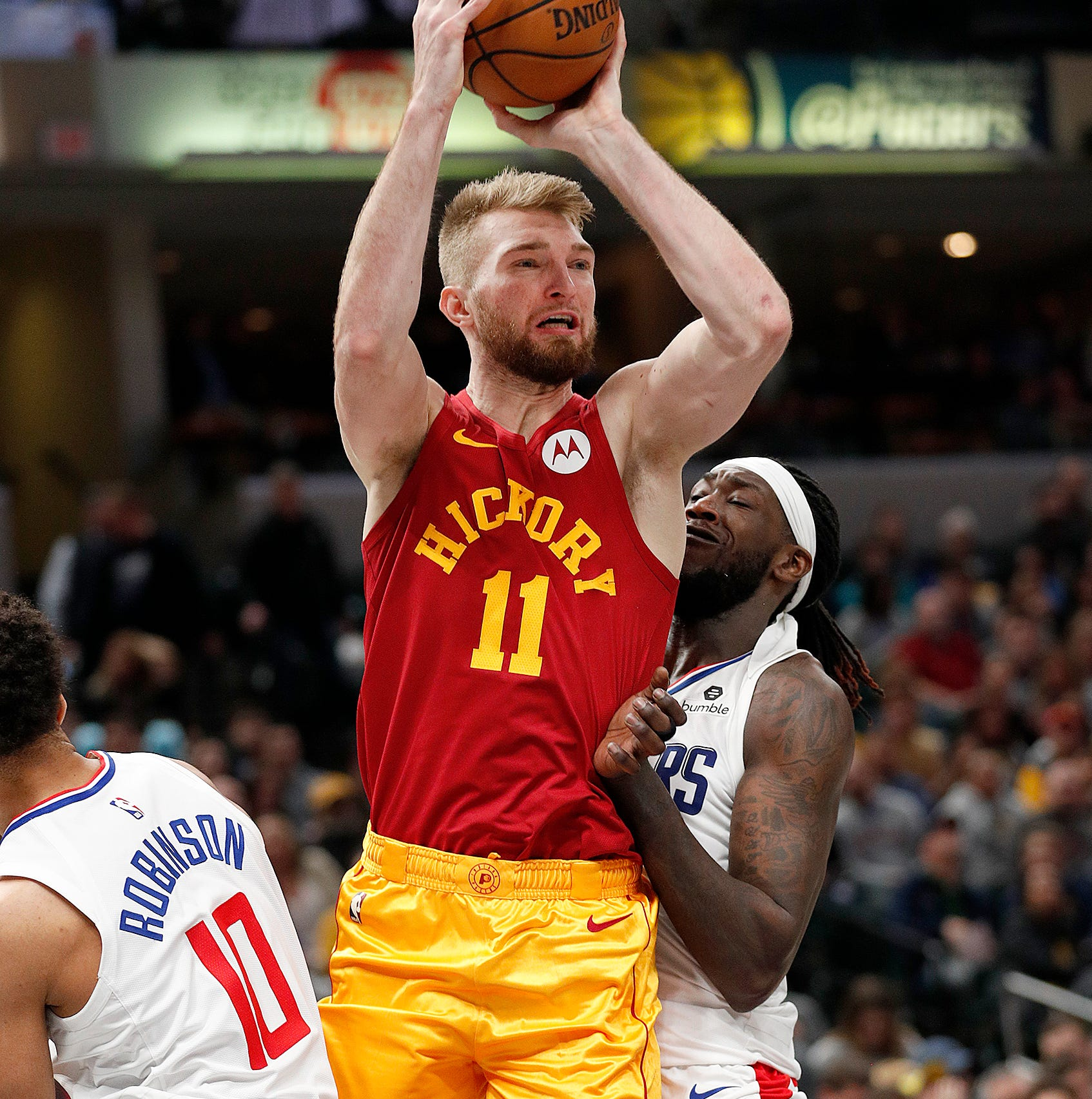 Domantas Sabonis' case for Sixth Man award: He's best player on NBA's best bench