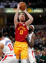 Can Indiana Pacers big man Domantas Sabonis rise above Clippers reserve Montrezl Harrell to win the NBA Sixth Man of the Year award?