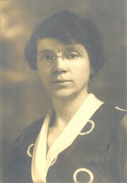 Zella White Stewart founded the League of Women Voters of Johnson County