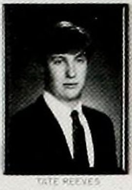 Racist frat party yearbook photos thrusts Tate Reeves into
