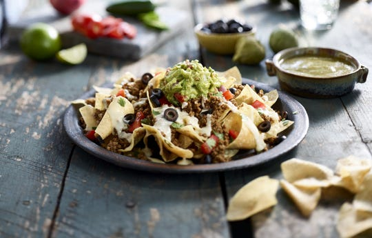 For lunch or dinner, Salsarita's offers a variety of freshly made Mexican favorites.