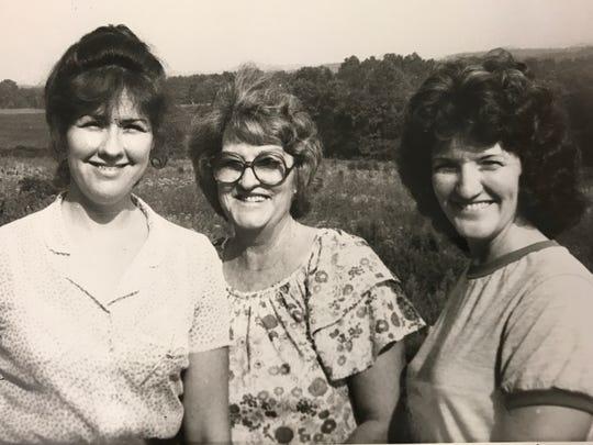 Brenda Constant Wilson, Mary Constant, DeeDee Hughes