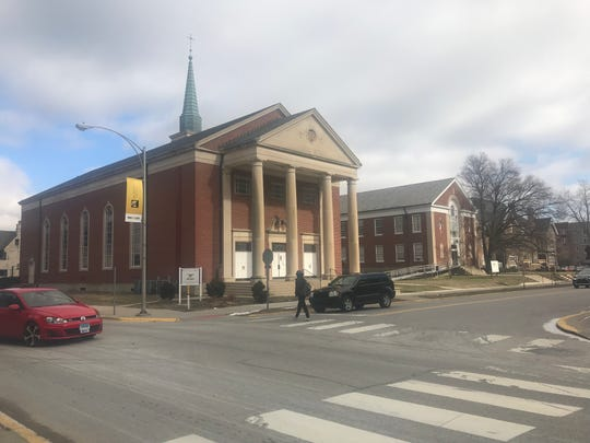 Purdue purchased the former University Church, 320 North St., for $2.9 million from Purdue Research Foundation. Purdue trustees said there are no immediate plans for the former church property, which PRF bought in 2014.