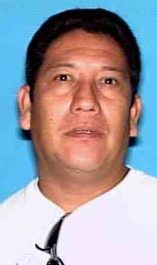 Lafayette police describe 62-year-old Juan Manuel Roano as a person of interest in Thursday's killing of 52-year-old Lisa Heinsen.