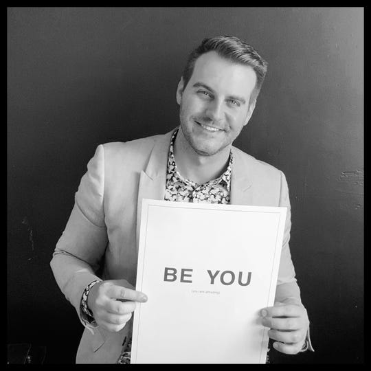 Musician, singer-songwriter Hunter deBlanc is this week's Be You spotlight.
