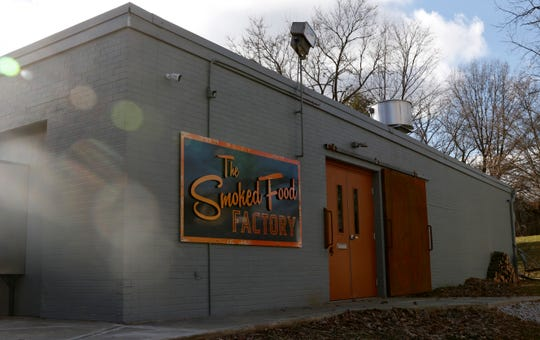 The Smoked Food Factory is a new catering and event space on South Broad Street.
