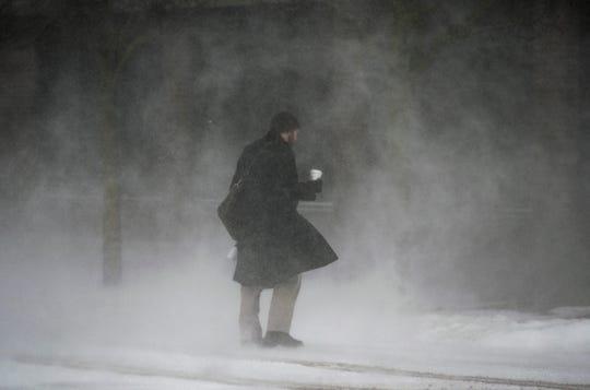 Snow, freezing rain to return to mid-Michigan on Wednesday night