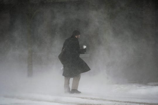 A mix of snow, rain and freezing rain is likely on Wednesday night and Thursday morning in the Lansing area, forecasters said.