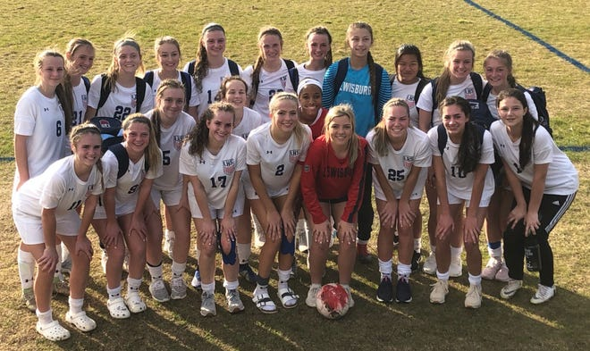 The Lewisburg girls soccer team advanced to the Mississippi High School Activities Association Class 5A North Half championship.
