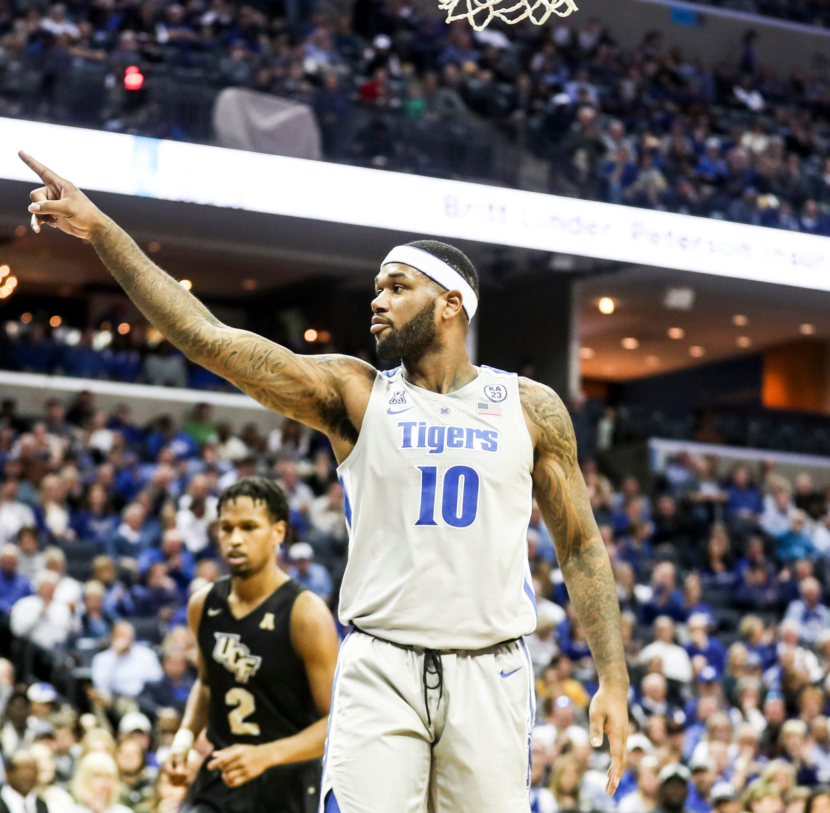 Memphis basketball: Tigers vs. UCF pivotal for AAC Tournament seeding