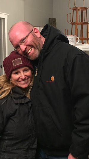 Kelly Oppold and her husband, Stephen, will open Mission Road Boutique in Oconomowoc.