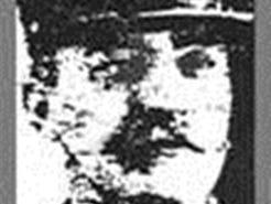 Charles Seehawer Start of duty: December 1, 1899     End of watch: November 24, 1917
