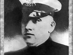 Joseph Kubacki Start of duty: April 1, 1919      End of watch: May 24, 1924