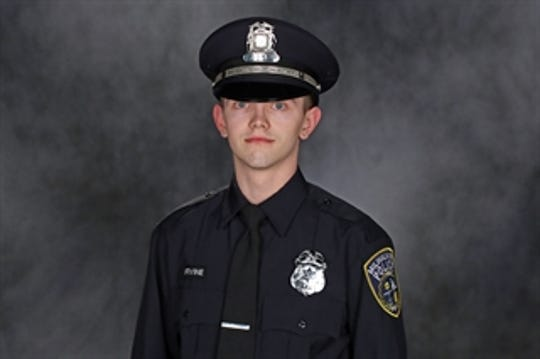 Charles G. Irvine Jr.  Start of duty: August 4, 2014 End of watch: June 7, 2018