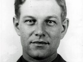 Arnold Werner Start of duty: June 1, 1942      End of watch: July 10, 1943