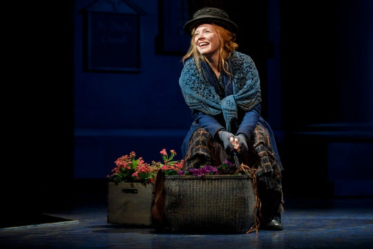 "Lauren Ambrose performs in ""My Fair Lady."" The classic musical will be part of the 2019-'20 Broadway at the Marcus Center season."