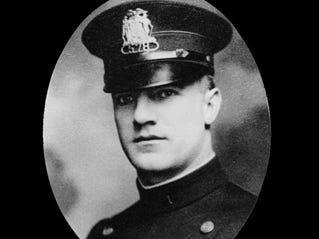 Frank Caswin Start of duty: February 1, 1915        End of watch: November 24, 1917