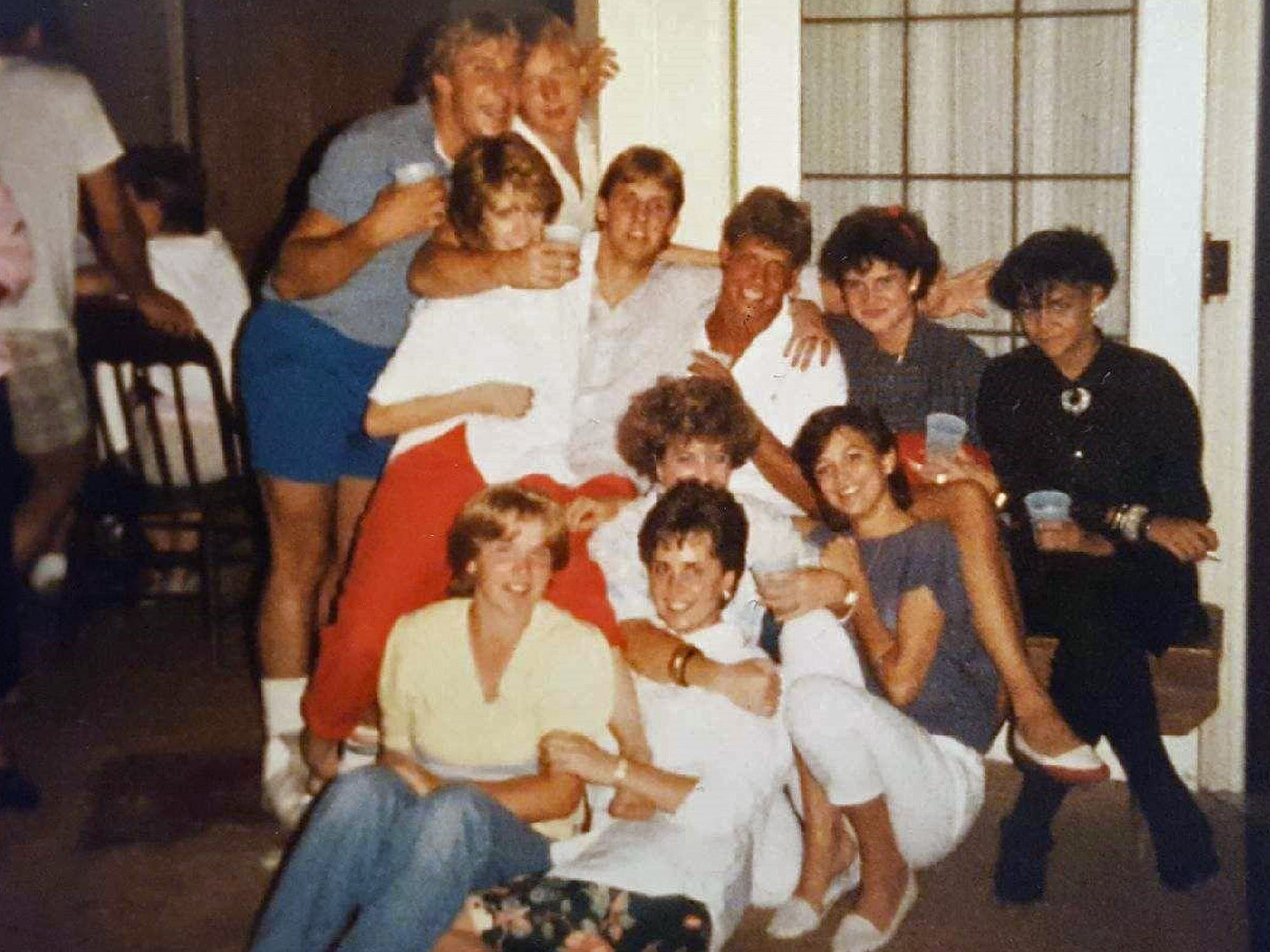 Friends from various high schools filled the O'Neill house in Milwaukee's Washington Heights neighborhood for numerous parties in the 1980s.The house will be sold after one final keg party on Saturday.