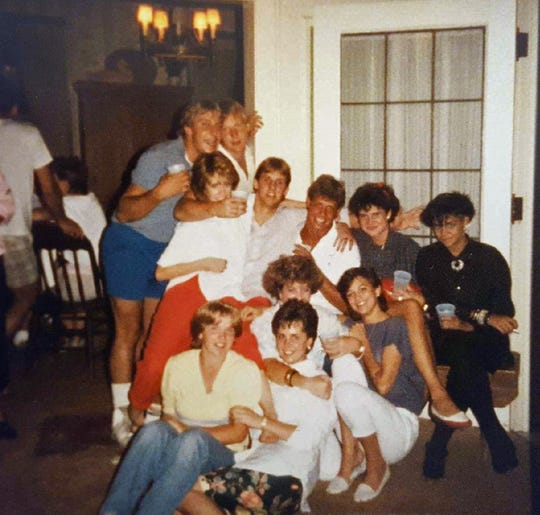 Friends from various high schools filled the O'Neill house in Milwaukee's Washington Heights neighborhood for numerous parties in the 1980s. The house will be sold after one final keg party on Saturday.