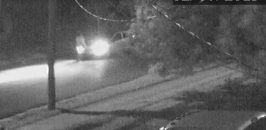 The Montgomery Police Department is requesting help with locating the following vehicle and the identity of any occupants of the vehicle.