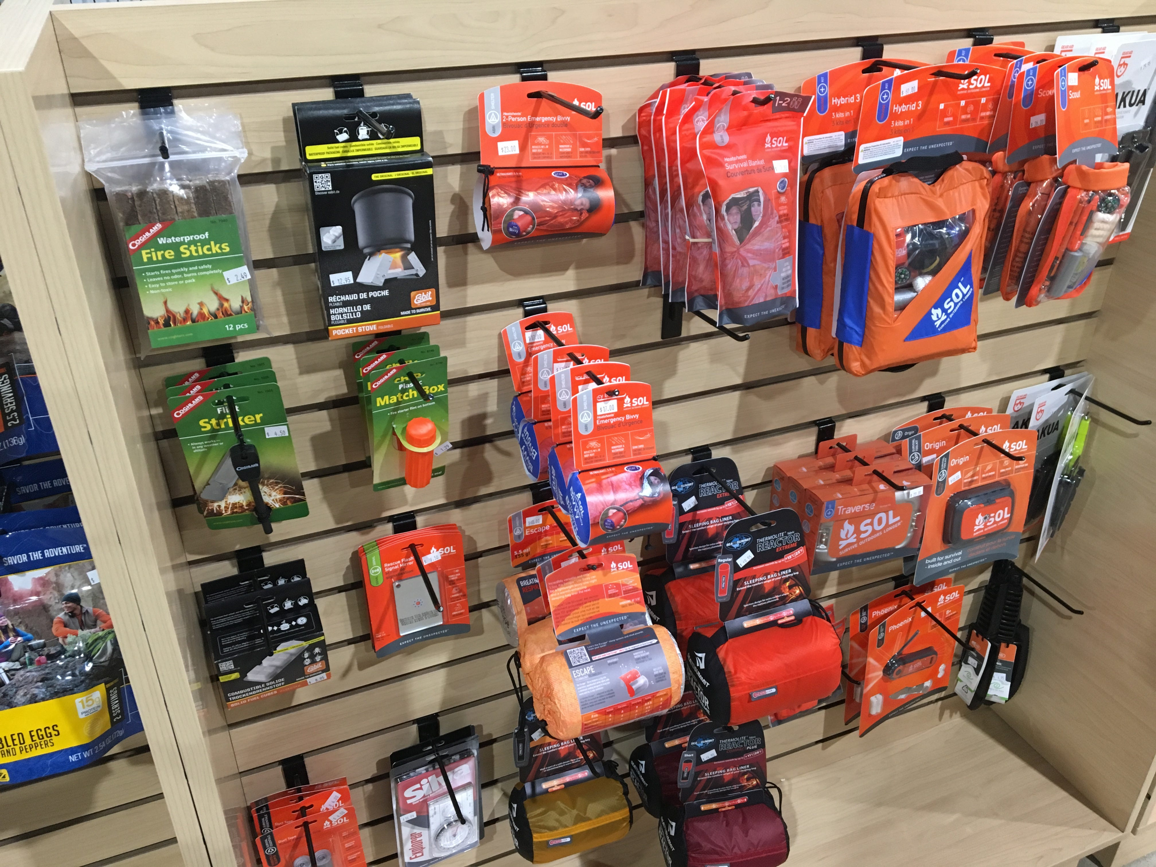 If you're an outdoor enthusiast, it's not if but when you'll need first-aid. Make sure you're prepared with one of the  medic kits at Hook 1 outfitters in Murfreesboro.