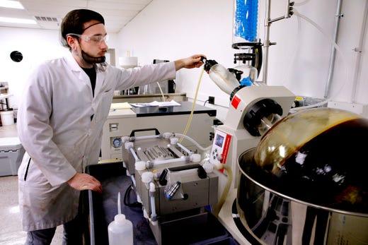 Murfreesboro hemp processing plant hopes to cash in on CBD boom