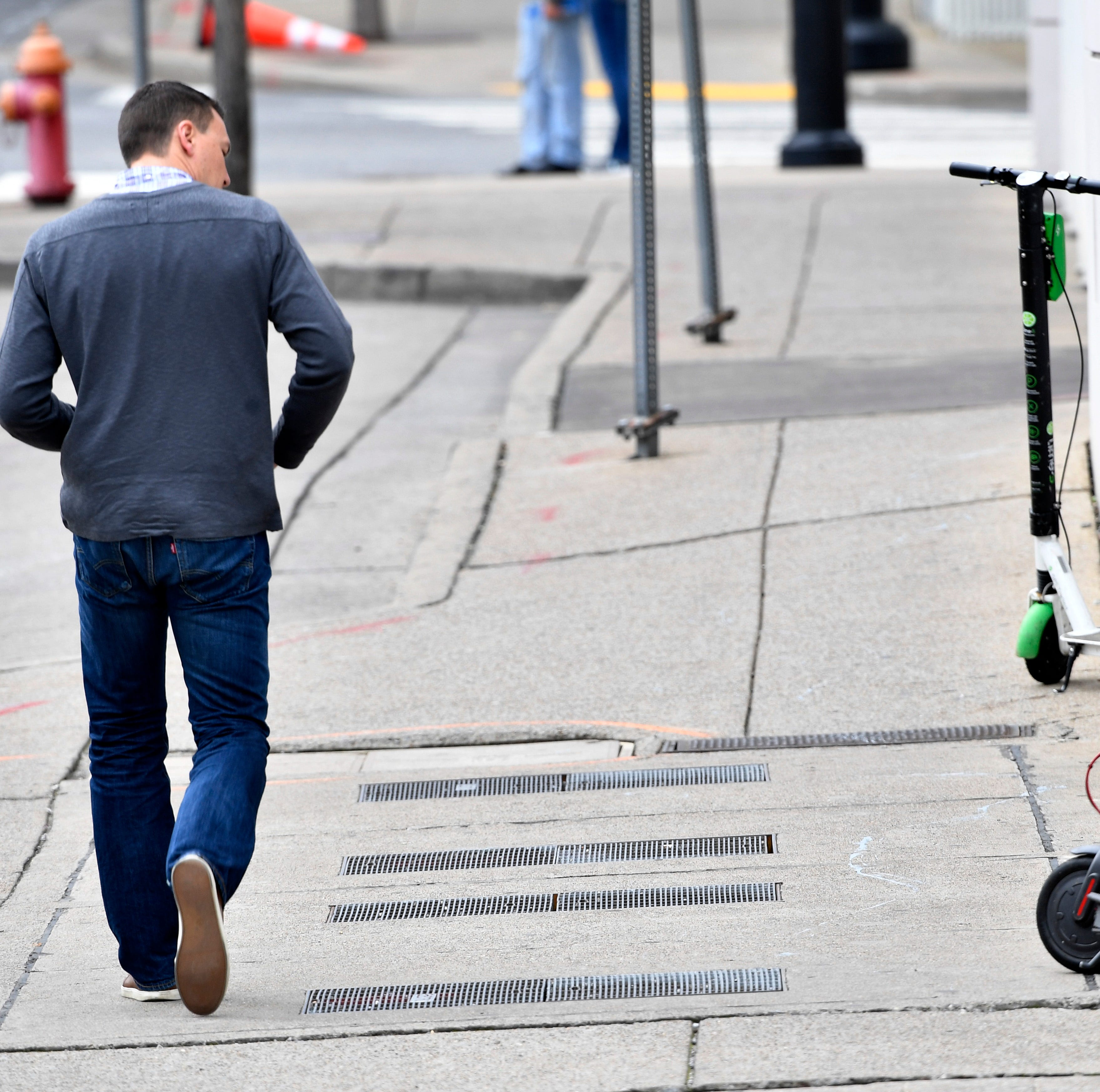 Nashville can fine for illegal parking and operation under new electric scooter rules