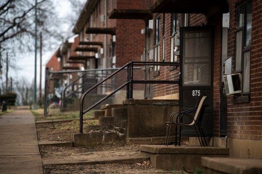 A lack of funding for the nation's public housing has led cities to undertake their own redevelopment, such as at the James A. Cayce Homes in Nashville.