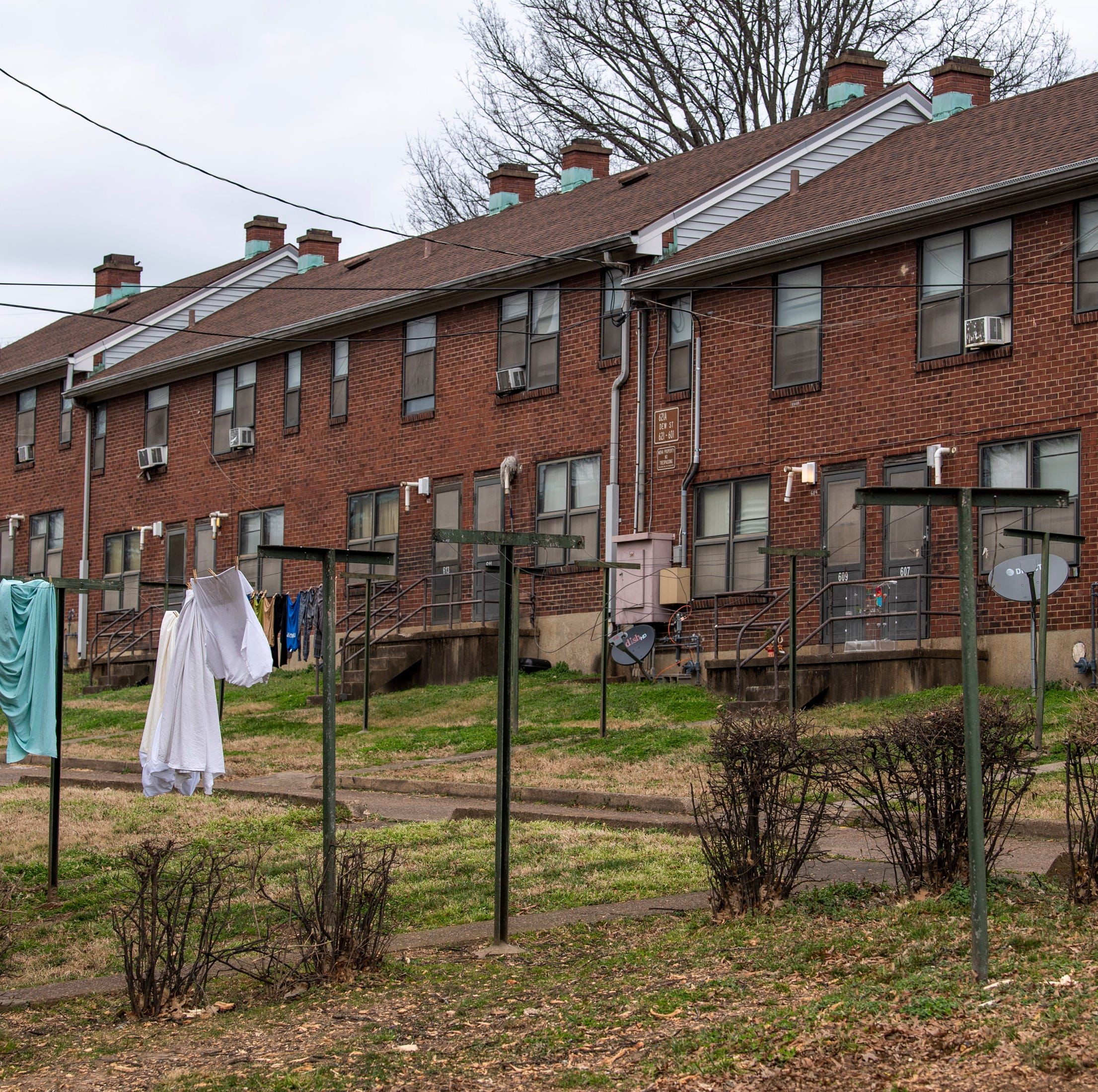 Nashville public housing redevelopment painstakingly slow as funding hard to find