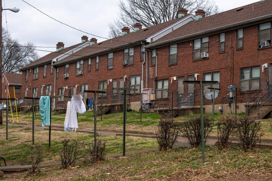 Redevelopment of the James A. Cayce Homes is expected to stretch more than a decade as public housing officials secure financing.