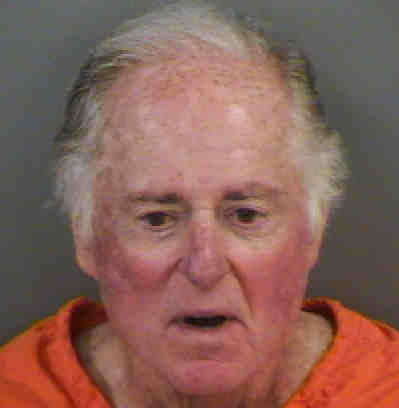 Sportscaster Warner Wolf arrested, accused of taking 'Plantation' off East Naplessign