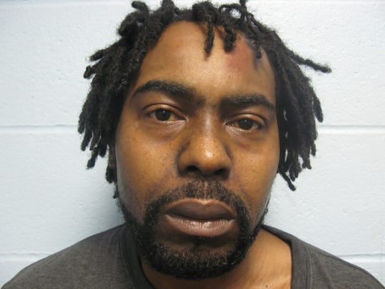 Wayne Hall, 39, of Hackensack, tried to take a police officer's gun and was tased in Englewood Municipal Court on Thursday, police said.
