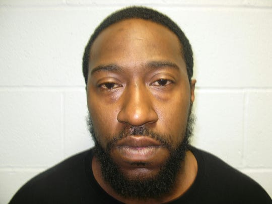 Rasheem Dula, 34, is accused of domestic violence and a DWI where he seriously injured a delivery driver.