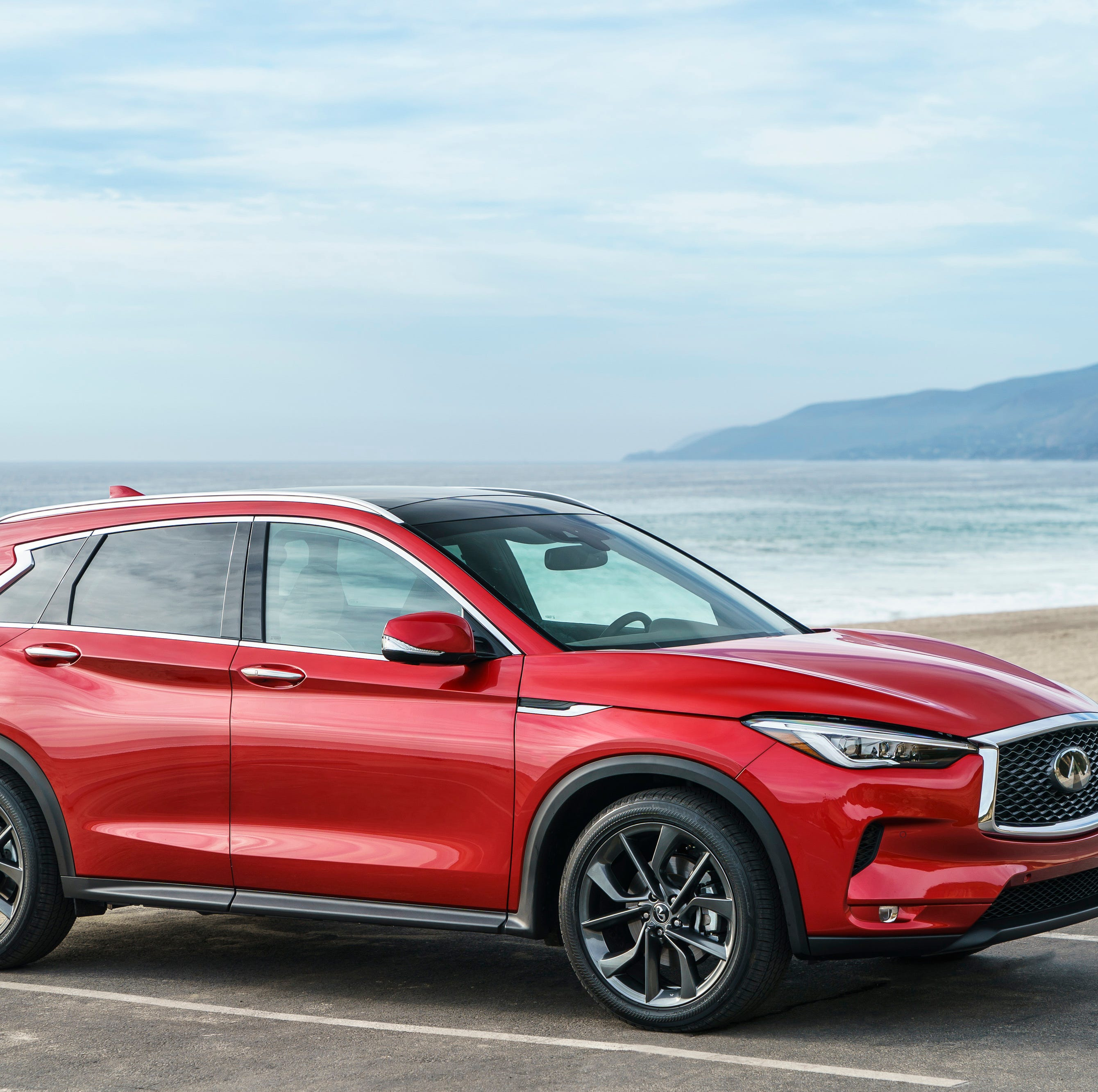 Infiniti QX50 is an engineering tour de force
