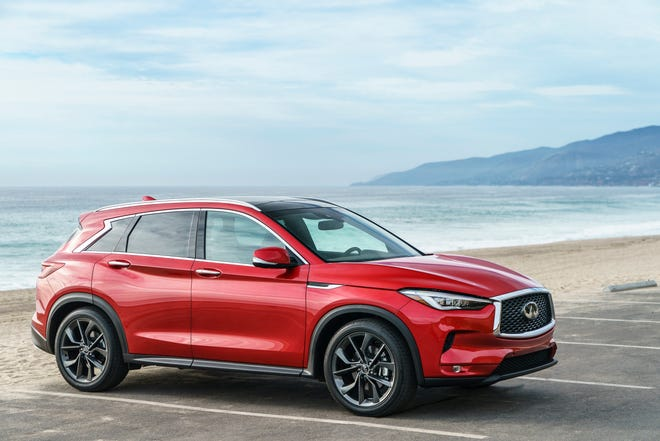 The all-new Infiniti QX50 is a player in the competitive luxury mid-size crossover class with its new technologies, standout design, enhanced interior space and entirely new platform.