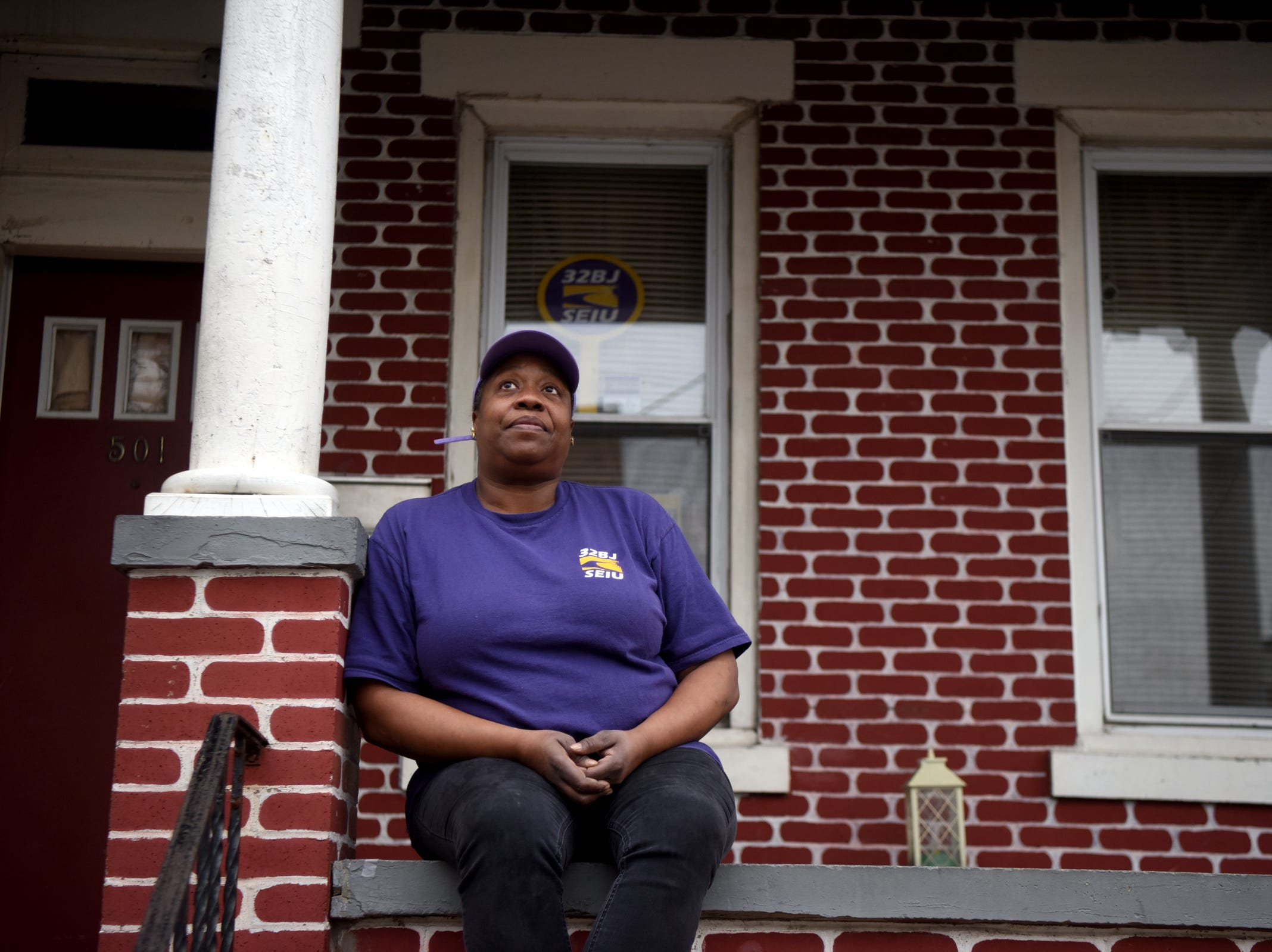 Leslie Hall sticks to a strict budget to make her salary of $11.90 an hour as a food service worker, stretch out to meet her needs. Hall, a homeowner in Trenton, is optimistic and excited for the recent bill Gov. Murphy signed increasing NJ's minimum wage to $15 an hour.