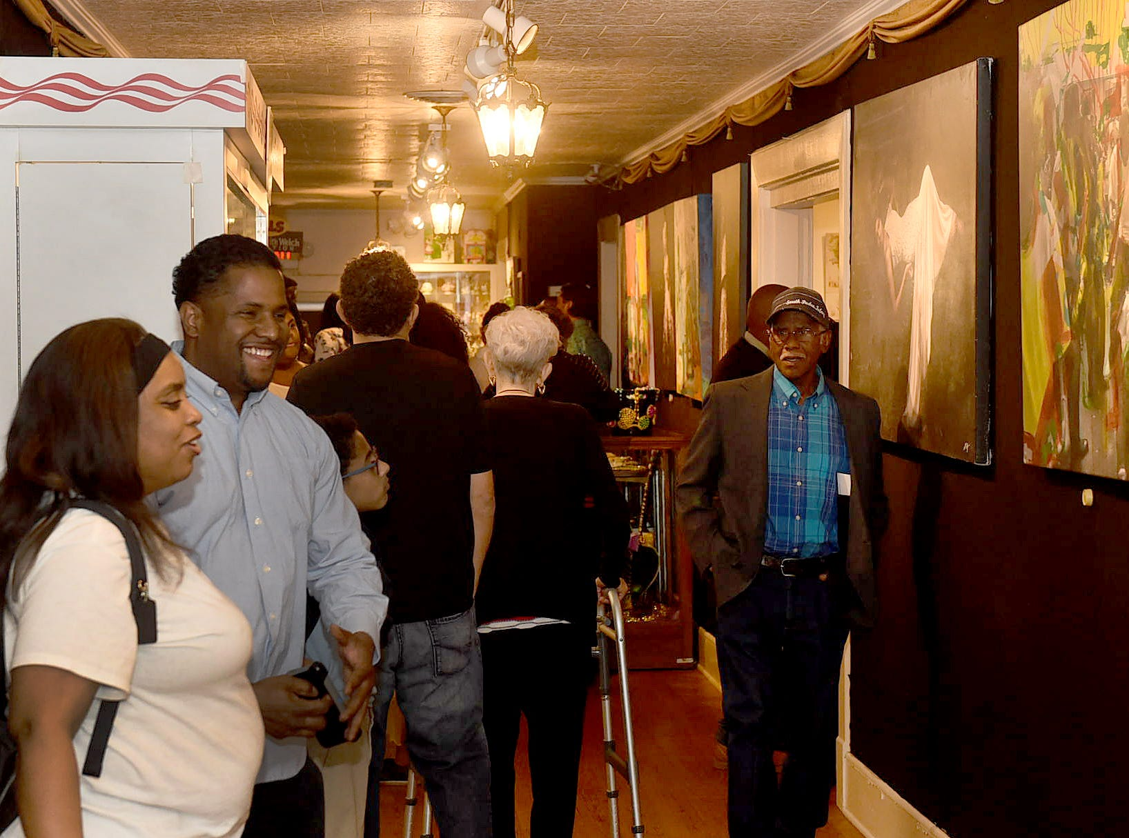 Opelousas Museum and Interpretive Center Black History Month Art Exhibit