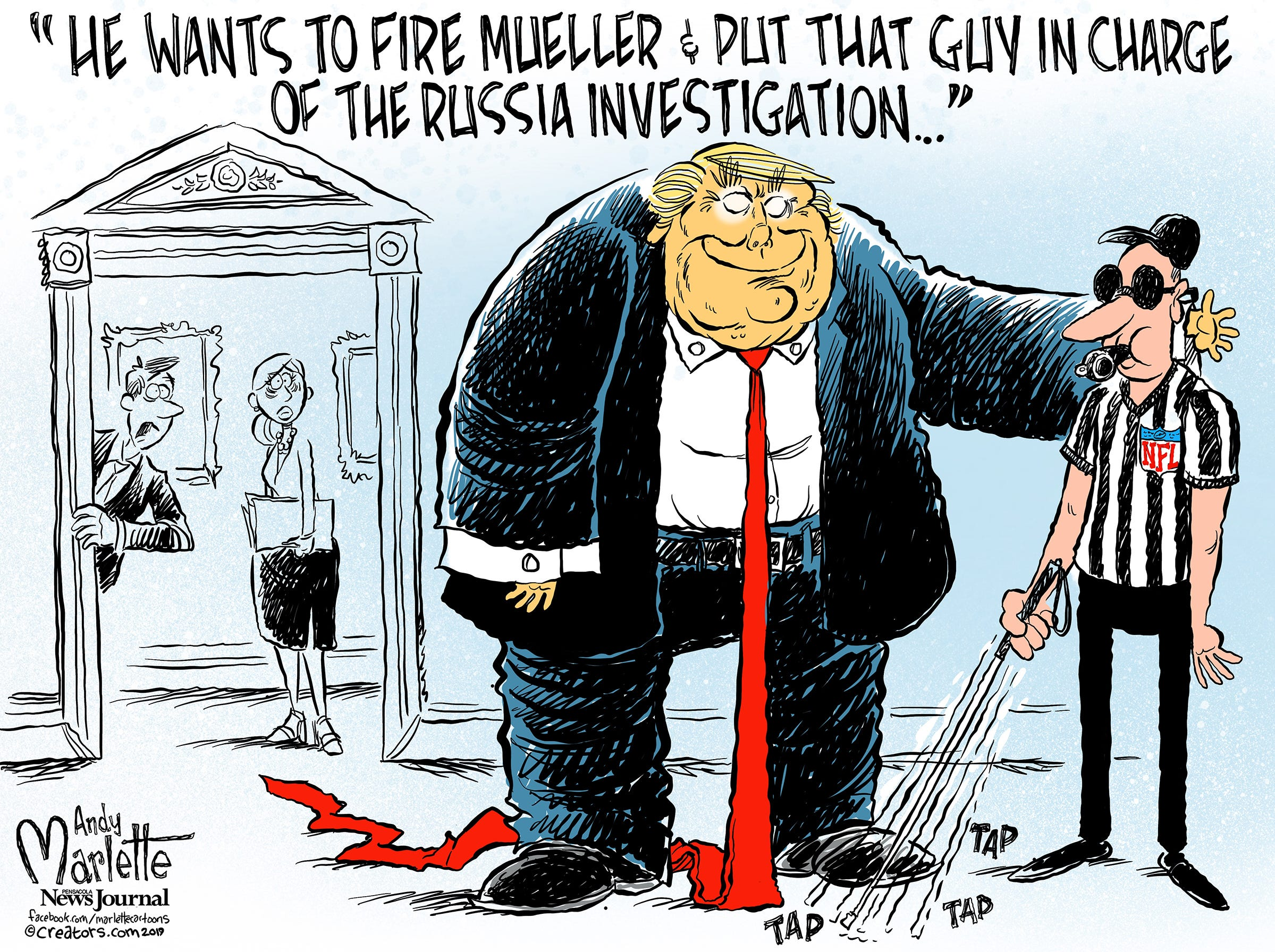 Marlette cartoons you love to hate!