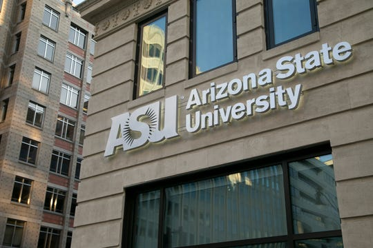 ASU's $35 million renovated historic building, which is a 10-minute walk from the White House, opened in March 2018.
