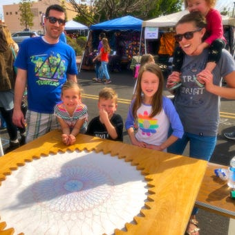 More weekend fun around Phoenix: Events devoted to candy, art and Arabian horses.
